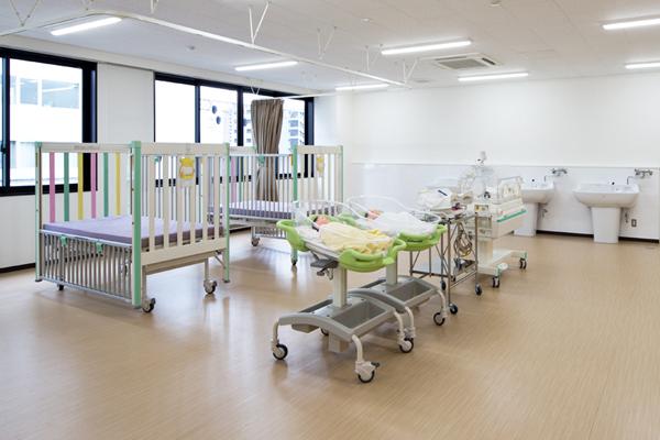 母子看護実習室